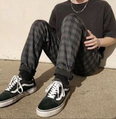 New Fashion Teenage Guys Ideas Grunge Outfits, Edgy Outfits, Mode Outfits, Summer Outfits, Fashion Outfits, Fall Outfits, Hijab Fashion, Street Style Outfits Men, Hipster Outfits