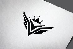 6 Cool Eagle Wings Logo Set This design is suitable for companies / product in the sector of animal / pets, flight / transportation, security, technology, etc. Tattoos Geometric, Geometric Logo, V Logo Design, Branding Design, Design Set, T Shirt Art, Eagle Wings, Wings Logo, Cool Small Tattoos