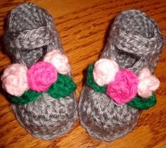 Basic Baby Shoes. Once Yu get the hang of the basics your ANC rocket any baby bootie or shoe or sandal