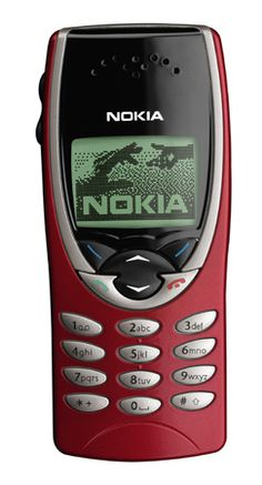 1999 - Nokia 8210 | The Complete Evolution Of Cell Phones From 1956 To The First iPhone