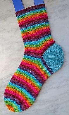 Ravelry: Fork in the Road Socks pattern by Lara Neel