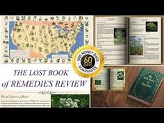 Claude Davis have created this amazing eBook that can make you aware of all the wonders of nature. In other words, using the Lost Book of Remedies will give you the key to use all the nature's magical power. Natural Medicine, Herbal Medicine, Wild Edibles, Feeling Sick, Does It Work, Medicinal Plants, Health Advice, Colorful Pictures, Herbal Remedies