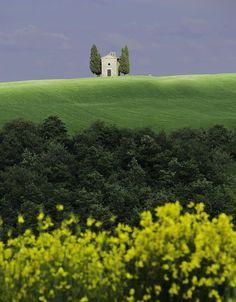 San Quirico, Tuscany - #Italy province of Siena