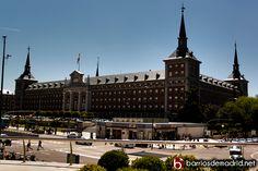 Cuartel General del Ejército del Aire de Madrid en Moncloa.