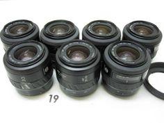 5L273GA MINOLTA 35-70mm F3.5-4.5 レンズまとめて7本ジャンク_画像1