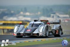 Audi R18... who would have thought  Diesel power