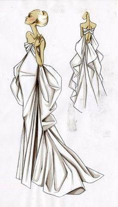 3147c5d91cfdc 911c07f5efc3eef8e6eb911492053146.jpg (257×450) Fashion Sketches
