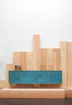FURNITURE | LEATHER CREDENZA | BDDW