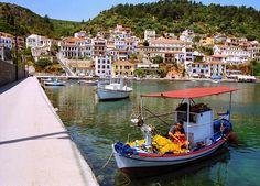 Gythio, Peloponnese by Marite2007, via Flickr
