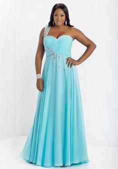 Tiffany prom dress 16662