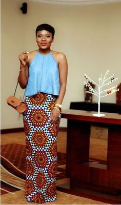 an men's fashion, Nigerian style, Ghanaian fashion ~DKK African Inspired Fashion, African Dresses For Women, African Print Dresses, African Print Fashion, Africa Fashion, African Attire, African Wear, Ethnic Fashion, African Women