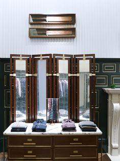Kent & Curwen's new David Collins Studio-designed flagship on Savile Row declares the brand's ambition | Fashion | Wallpaper* Magazine