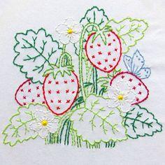 Resultado de imagen de flores y frutas patchwork