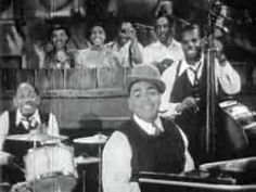 Fats Waller - your feet's too big. From the end of Be Kind Rewind. -- << found when I pinned ... http://www.pinterest.com/pin/507710557966224619/ . >>