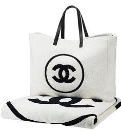 18 Best Chanel beach bag images  7b1125b1c0f2c