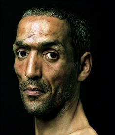 Pierre Gonnord artist living in Madrid, Ali, 2006 #portrait #photography