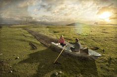 Mind-Bending Images By Master Photoshop Artist Blur Reality & Dreams... #Dreamscapes #ErikJohansson www.wisdompills.com