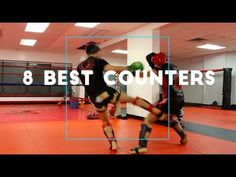 8 of my BEST Counters to drill before a fight (Real Time Sparring Footage) - YouTube