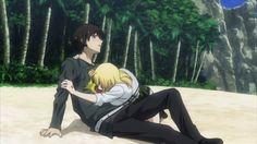 btooom ryouta and himiko  10 Anime Similar to  Sword Art Online