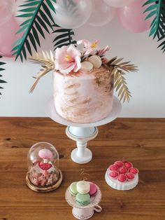 Modern Bridal Shower Cake Birthday Parties 54 Ideas For 2019 Flamingo Party, Flamingo Birthday, Baby Birthday, Birthday Parties, Flamingo Cake, Birthday Table, Diy Wedding Food, Diy Wedding Cake, Aloha Party