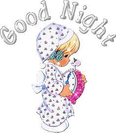 Goodnight Precious Moments gif