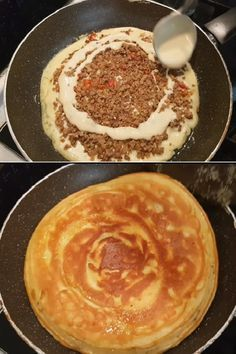 Stir-Fried Cook Pastry Without Pastry - PhotoPixi Healthy Food Habits, Healthy Meals For Kids, Easy Cooking, Cooking Recipes, Yummy Snacks, Yummy Food, Paratha Recipes, Breakfast Items, Turkish Recipes