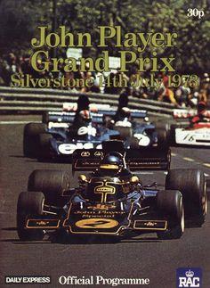 229GP - XXVI British Grand Prix 1973 #Britishgp #Silverstone