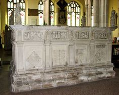 On July 23rd, in 1536, Henry Fitzroy died at St. James's Palace. He was the only acknowledged illegitimate child of Henry VIII and is buried at Framingham Church in Suffolk.
