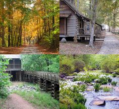 Tannehill Ironworks Historical State Park Campgrounds