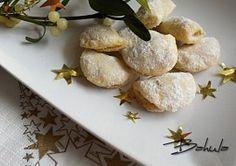 Moje vánoční cukroví Ricotta, Baked Potato, Muffin, Potatoes, Vegetables, Breakfast, Ethnic Recipes, Food, Cakes