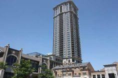 6 Mth Sublease until Oct. 18, 2013. This Gorgeous Fully Furnished 1 Bedroom + Den Condo is Located in Mississauga City Centre. Renowned Chicago Building. The Unit Boasts Gleaming Dark Wood Floors, Elegant Decor & Furniture and a Modern Kitchen w/Granite Counters from Sanya Rambally
