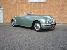 "1949 Bristol 402 - ""The Hollywood Special"" film stars Jean Simmons & Stewart Granger Roadster"