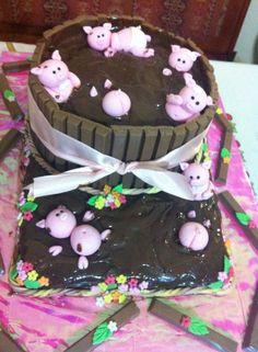 Cake ... 100%chocolate