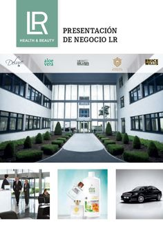 Presentación LR | LR Health & Beauty España Oficial