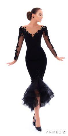Cecile Evening Dress by Tarik Ediz
