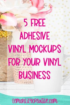 If you're tired of pouring through Etsy product photography tips for hours, you'll love these free cup mockups for your Cricut vinyl business! Learn how to use these free mockups to display your wine glass and mug designs for gorgeous effortless photos in your Etsy shop! #etsytips #productphotography #tipsforcricut #tipsforsilhouette #svgdesigns #cricutbusiness Diy Tumblers, Custom Tumblers, Product Photography, Photography Tips, Transfer Tape For Vinyl, Rustic Wedding Groom, Craft Business, Business Tips, How To Use Cricut