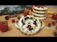 Cranberry Cookies mit Pistazien - amerikanisch-kochen.de