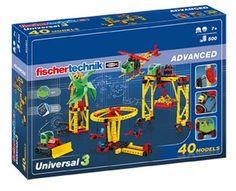 fischertechnik Universal 3  Multi     #fischertechnik #511931 #Baukasten  Hier klicken, um weiterzulesen.