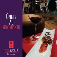 Sé parte del grupo de personas que poseen la pasión por el vino. #WineSociety #Wine #Vino #Vinoteca #Flights