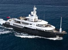 Russian president buys superyacht Sirius for $42,000,000