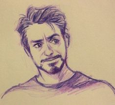 I know this is more of a sketch than an official fan art, but it just captures h. - I know this is more of a sketch than an official fan art, but it just captures h… - Marvel Drawings, Art Drawings Sketches, Cartoon Drawings, Cool Drawings, Drawing Superheroes, Good Sketches, Drawing Marvel, Guy Drawing, Character Drawing
