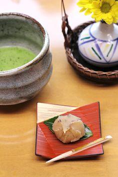ryokan, 旅館, matcya, 抹茶, wagashi