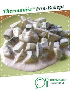 Gurkensalat - erfrischend anders von LaGioia. Ein Thermomix ® Rezept aus der Kategorie Vorspeisen/Salate auf www.rezeptwelt.de, der Thermomix ® Community.