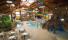 Groupon - Stay with Daily Water-Park Passes at Timber Ridge Lodge & Waterpark in Lake Geneva, WI. Dates into August Available. in Lake Geneva, WI. Groupon deal price: $109