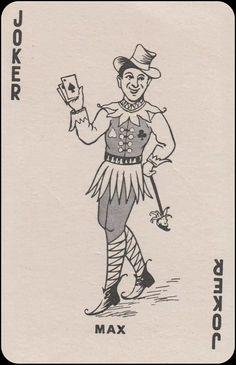 India Joker Playing Card, Joker Card, Playing Cards, Jokers Wild, Court Jester, Clowns, Game Design, Demons, Board Games