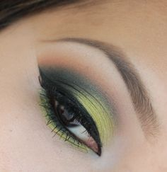 Green with Envy by makeupbyritz on Makeup Geek