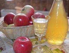 домашний яблочный ликер фото