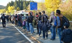 Germany makes U-turn on Syria refugees - http://bambinoides.com/germany-makes-u-turn-on-syria-refugees/