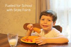 Fueled for School with State Fair® #fuelforschool - Spaceships and Laser Beams