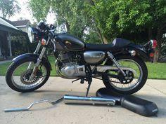 2012 Suzuki TU250X Cafe Style Motorcycle Boulder 5/29
